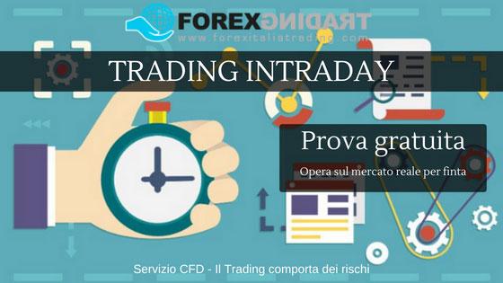 Tecniche di trading intraday forex